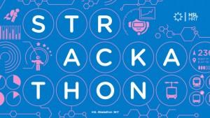 #strackathon